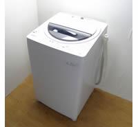 東芝(TOSHIBA) 簡易乾燥機能付洗濯機 AW-60GL(W) 6Kg 2012年製